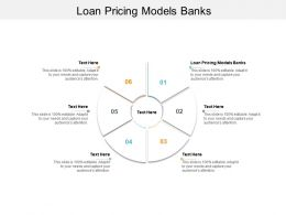 Loan Pricing Models Banks Ppt Powerpoint Presentation Ideas Slide Cpb