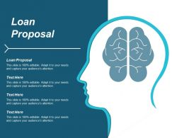 Loan Proposal Ppt Powerpoint Presentation Icon Background Image Cpb