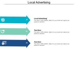 Local Advertising Ppt Powerpoint Presentation File Slide Download Cpb