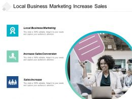 Local Business Marketing Increase Sales Conversion Sales Increase Cpb