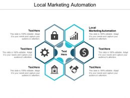 Local Marketing Automation Ppt Powerpoint Presentation Example 2015 Cpb