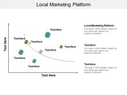 Local Marketing Platform Ppt Powerpoint Presentation File Example File Cpb