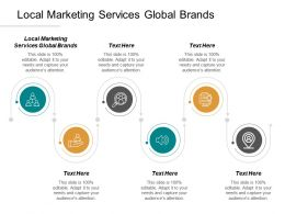 Local Marketing Services Global Brands Ppt Powerpoint Presentation File Smartart Cpb