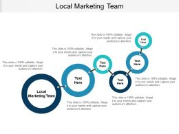 Local Marketing Team Ppt Powerpoint Presentation Inspiration Pictures Cpb