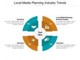 Local Media Planning Industry Trends Ppt Powerpoint Presentation Icon Outfit Cpb