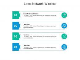 Local Network Wireless Ppt Powerpoint Presentation Slides Portrait Cpb
