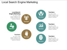 Local Search Engine Marketing Ppt Powerpoint Presentation Ideas Cpb