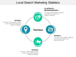 Local Search Marketing Statistics Ppt Powerpoint Presentation Styles Files Cpb