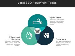 Local Seo Powerpoint Topics