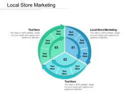 Local Store Marketing Ppt Powerpoint Presentation Gallery Portrait Cpb