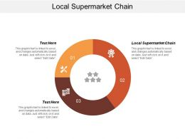 Local Supermarket Chain Ppt Powerpoint Presentation Icon Styles Cpb