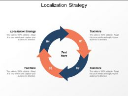 Localization Strategy Ppt Powerpoint Presentation File Demonstration Cpb