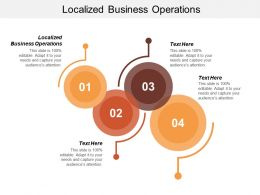 Localized Business Operations Ppt Powerpoint Presentation Icon Summary Cpb