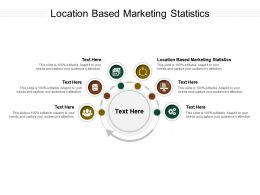 Location Based Marketing Statistics Ppt Powerpoint Presentation Slides Background Cpb