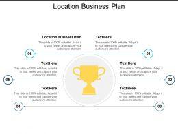 Location Business Plan Ppt Powerpoint Presentation Gallery Portrait Cpb