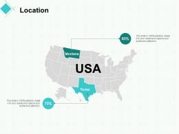 Location Geographical A350 Ppt Powerpoint Presentation Professional Guidelines