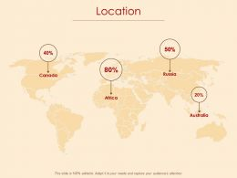 Location Geographical Information Ppt Powerpoint Presentation File Graphics