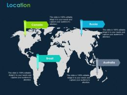 Location Geographical Ppt Powerpoint Presentation File Graphics Example