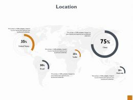 Location Geography Ppt Powerpoint Presentation Outline Example