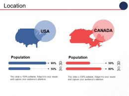 Location Geography Ppt Summary Graphics Pictures