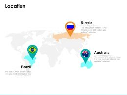 Location Information C1051 Ppt Powerpoint Presentation Styles Clipart