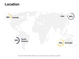 Location Information Geography C109 Ppt Powerpoint Presentation Infographics Slide