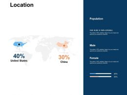 Location Information Geography C314 Ppt Powerpoint Presentation Deck