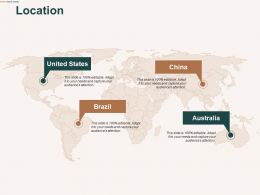 Location Information Geography C484 Ppt Powerpoint Presentation Show Gallery