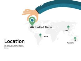 Location Information Ppt Powerpoint Presentation Show Outline