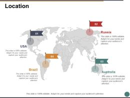 Location Management Geography Ppt Powerpoint Presentation Diagram Templates