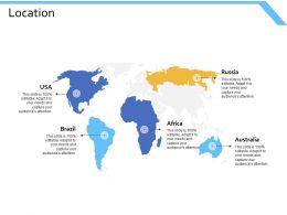 Location Map J16 Ppt Powerpoint Presentation Ideas Images