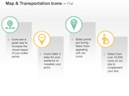 Location Navigation Percentage Indication Global Location Meter Ppt Icons Graphics
