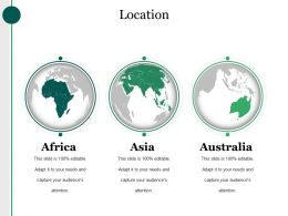 Location Powerpoint Slides