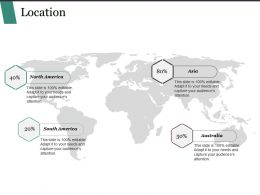 Location Ppt Examples Professional