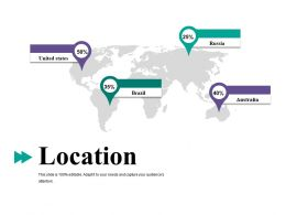 Location Ppt File Vector