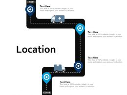 Location Ppt Portfolio Format Ideas