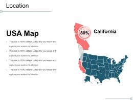 Location Ppt Sample File Template 1