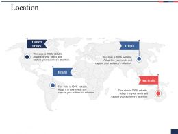 Location Ppt Slides Infographic Template