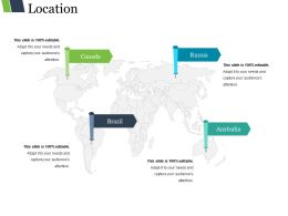 Location Sample Ppt Files
