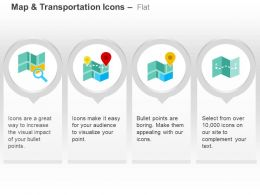 Location Search Navigation Distance Measurement Ppt Icons Graphics