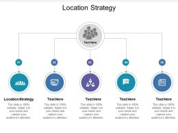 Location Strategy Ppt Powerpoint Presentation Gallery Backgrounds Cpb
