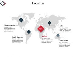 Location Template 3 Example Of Ppt Presentation