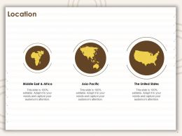 Location United States Ppt Powerpoint Presentation Visual Aids Diagrams