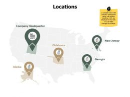 Locations Information J207 Ppt Powerpoint Presentation File Inspiration
