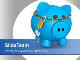 locked_money_bank_savings_powerpoint_templates_ppt_themes_and_graphics_0313_Slide01