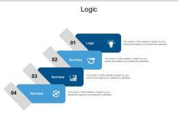 Logic Ppt Powerpoint Presentation Portfolio Tips Cpb