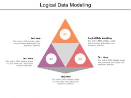 Logical Data Modelling Ppt Powerpoint Presentation Infographic Template Slides Cpb