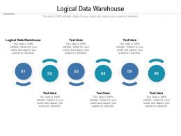 Logical Data Warehouse Ppt Powerpoint Presentation Summary Smartart Cpb