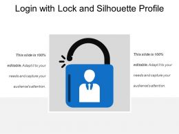 login_with_lock_and_silhouette_profile_Slide01