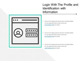 login_with_the_profile_and_identification_with_information_Slide01